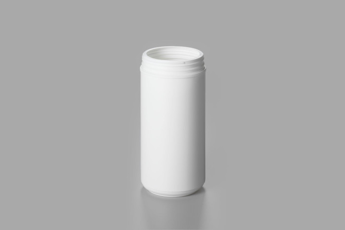 HDPE Straight Sided Canister 100oz 120-400