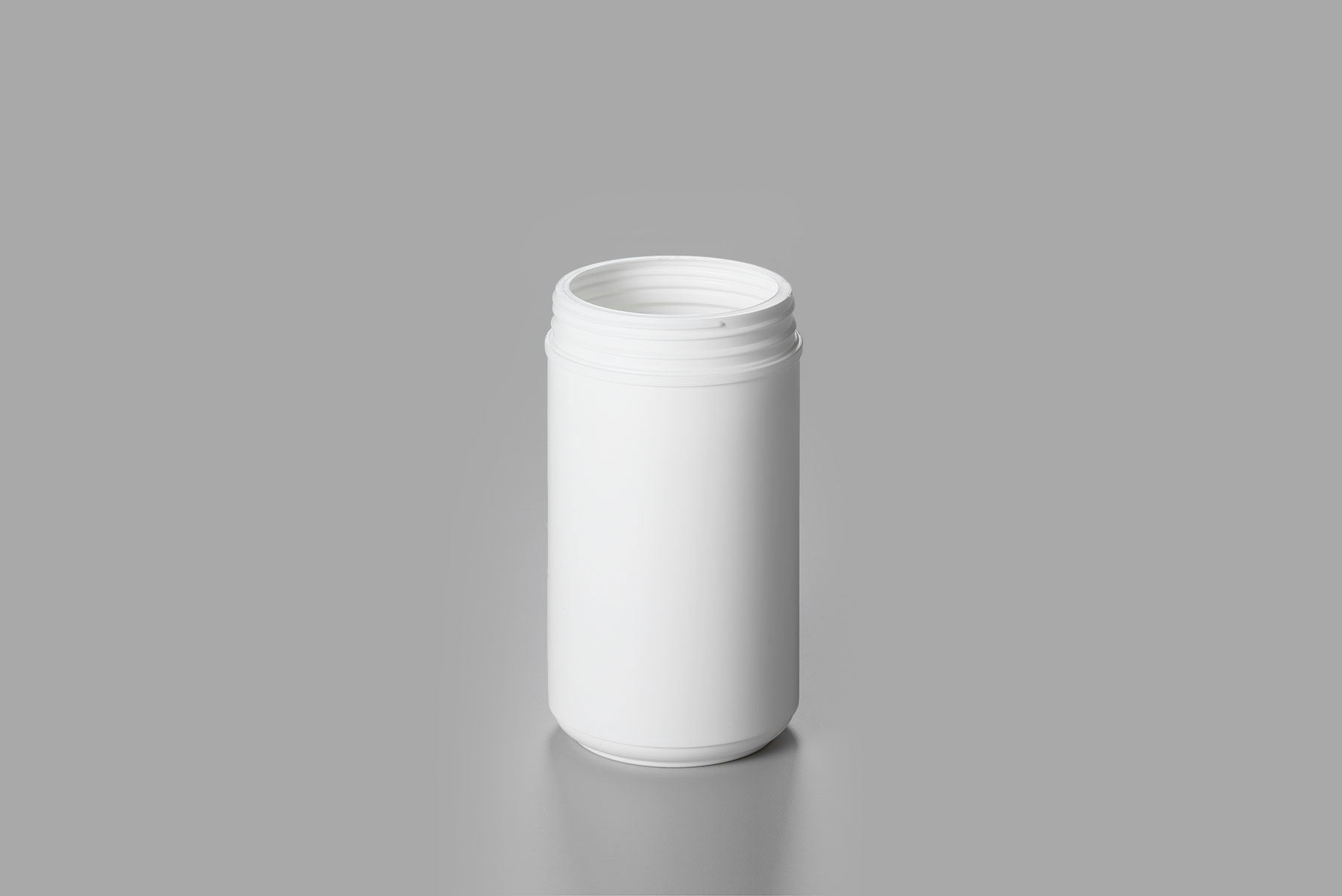 HDPE Straight Sided Canister 85oz 120-400