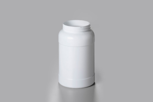 PET Large Wide Mouth Canister 4000ml