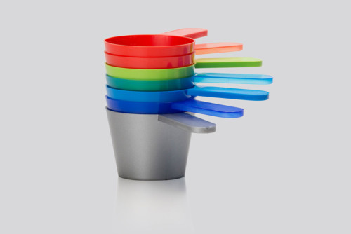 Stackable Measuring Scoops
