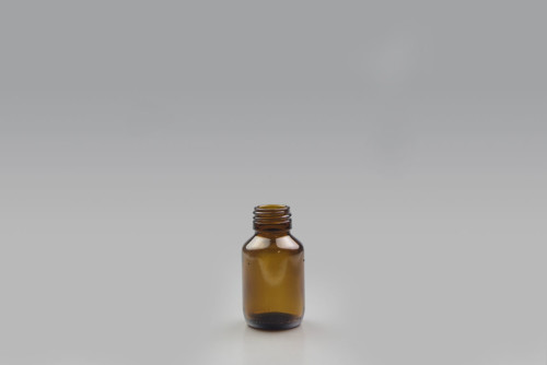 Glass Medicine Bottle 60ml