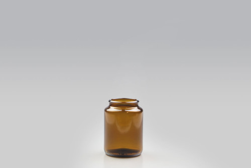 Glass Pharma Jar 110ml