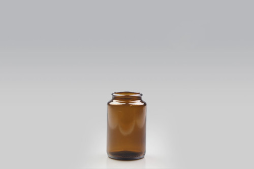 Glass Pharma Jar 125ml
