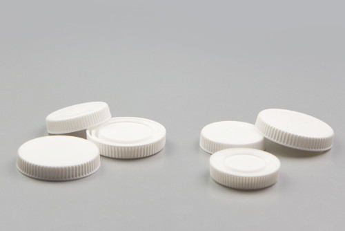 Pharma Cap with pull ring