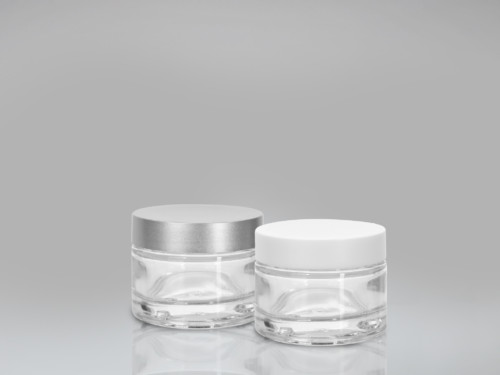 Glass Milano Jar